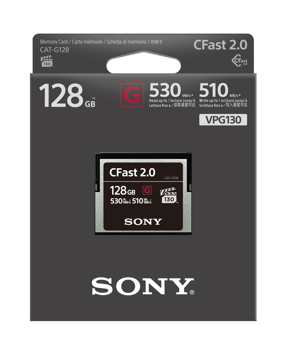 G Series CFast 2.0 Memory Card, , product-image