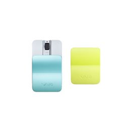 Bluetooth Laser Mouse (Blue)