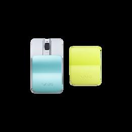 Bluetooth Laser Mouse (Blue), , hi-res
