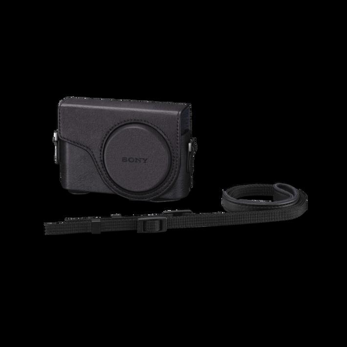 Jacket Case For Cyber-shot X350 Black, , product-image