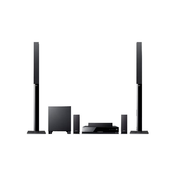 5.1ch Blu-ray Disc Home Theatre System, , product-image