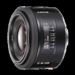 A-Mount 28mm F2.8 Wide Angle Lens, , hi-res