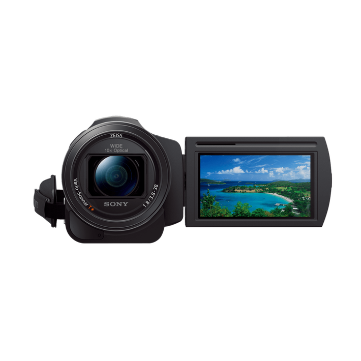AXP35 4K Handycam with Built-in Projector, , product-image