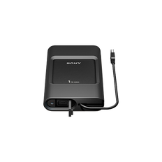 HDD Portable Storage Drive - 1TB with USB Type C