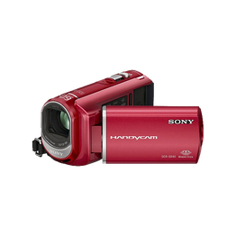Hybrid SX40 4GB Handycam Camcorder (Red), , hi-res