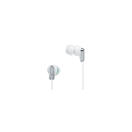 EX35 In-Ear Headphones (White)