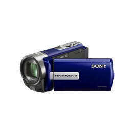 4GB Flash Memory Camcorder (Blue), , hi-res