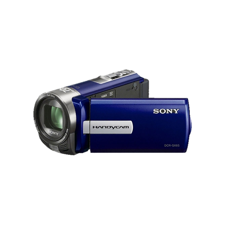 4GB Flash Memory Camcorder (Blue)