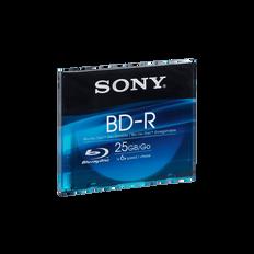 25GB Recordable Blu-ray Disc