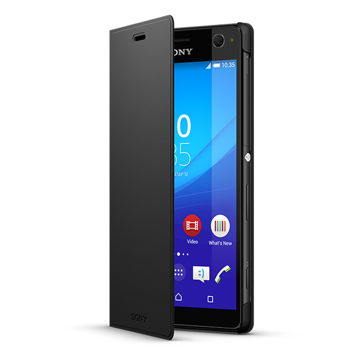 Style Cover Stand SCR38 - Designed for the Xperia C4 (Black), , product-image