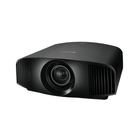 4K SXRD HDR Home Cinema Projector with 1,500 lumen brightness (Black), , hi-res