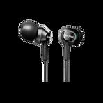 EX100 In-Ear Monitor Headphones (Black), , hi-res
