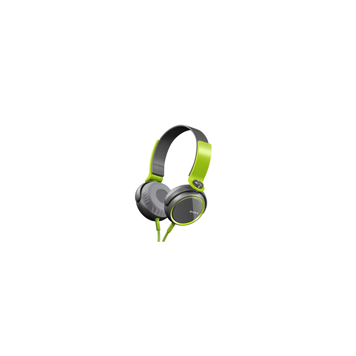 XB400 Extra Bass (XB) Headphones (Green), , product-image