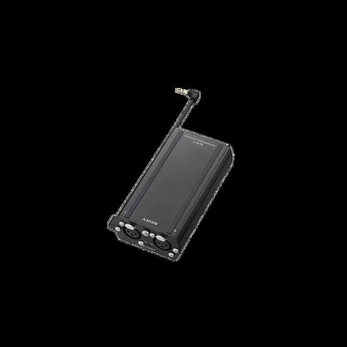 Professional Microphones for PCM-D1/PCM-D50, , product-image