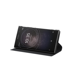 Style Cover Stand SCSH10 for Xperia XA2 (Black), , hi-res