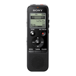 4GB Digital Voice Recorder with Built-in USB