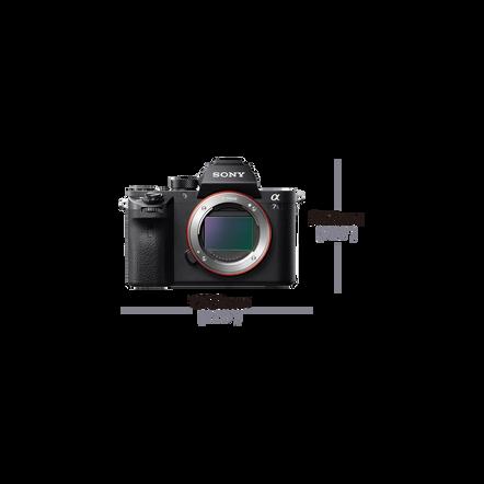 Alpha 7S II Digital E-Mount Camera with Full Frame Sensor (Body only), , hi-res