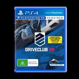 VR Drive Club
