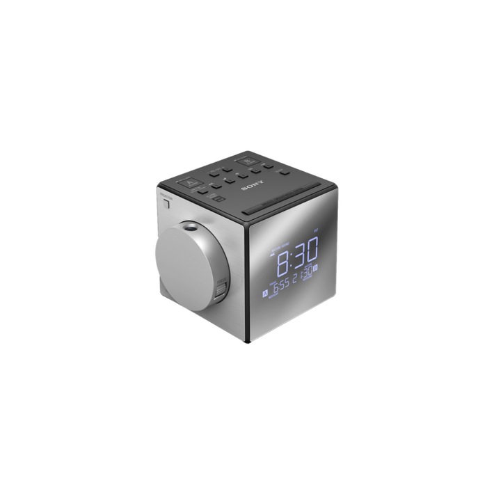 Clock Radio with Time Projector, , product-image