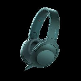h.ear on Headphones (Blue)