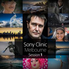 Sony Alpha Clinic Melbourne - Intro to photography