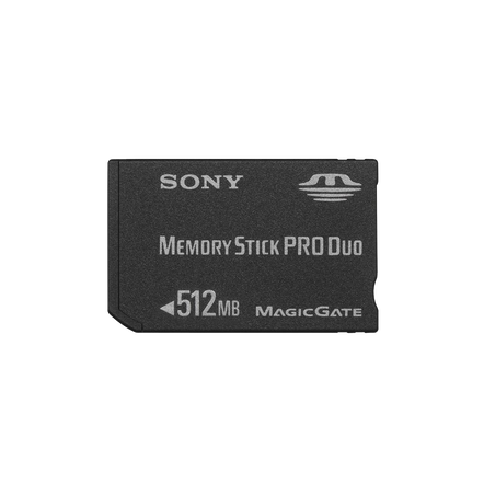 512Mb Memory Stick Pro Duo