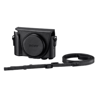 Jacket Case For Cyber-shot DSC-HX50V Black, , hi-res