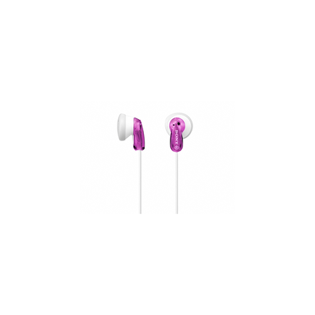 E9 Fontopia / In-Ear Headphones (Violet)
