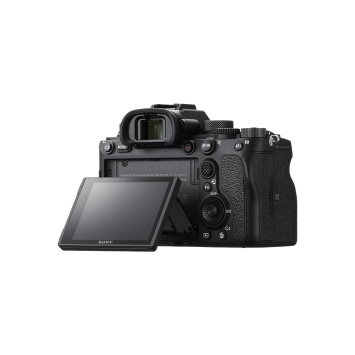 a9 II full-frame camera with pro capability, , product-image