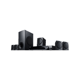 5.1 Channel DVD Home Theatre System