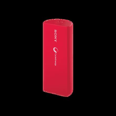 Portable USB Charger 2800mAH (Pink), , hi-res
