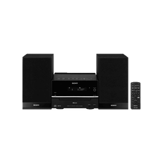 CD Tuner Micro Hi-Fi System with Bluetooth