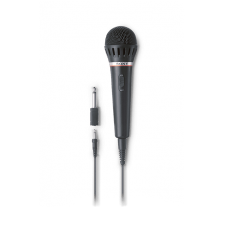 Vocal Microphone (Black), , hi-res