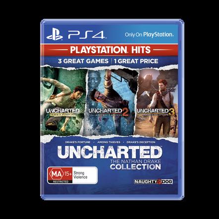 PlayStation4 Uncharted The Nathan Drake Collection (PlayStation Hits), , hi-res
