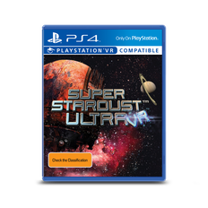 VR Super Stardust Ultra HD