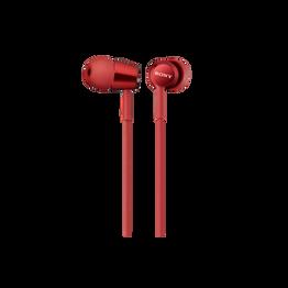EX150AP In-Ear Headphones (Red)