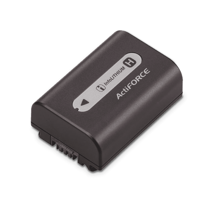 NP-FH50 InfoLITHIUM H Series Handycam Battery, , product-image