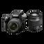 A35 Digital SLT 16.2 Mega Pixel Camera with SAL1855 and SAL55200 Lens