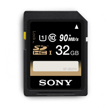 32GB SDHC Memory Card USH-1 Class 10 R70, , hi-res