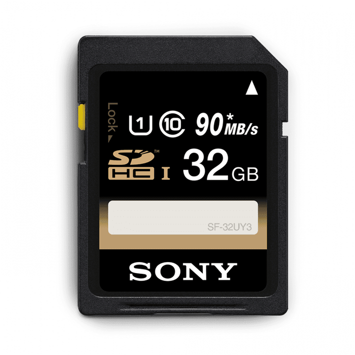 32GB SDHC Memory Card USH-1 Class 10 R70, , product-image
