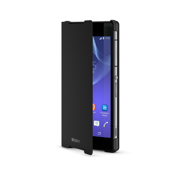 XPERIA Z2 KING CASE BLACK, , product-image