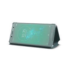 Xperia XZ2 Compact Style Cover Stand SCSH50 (Green)