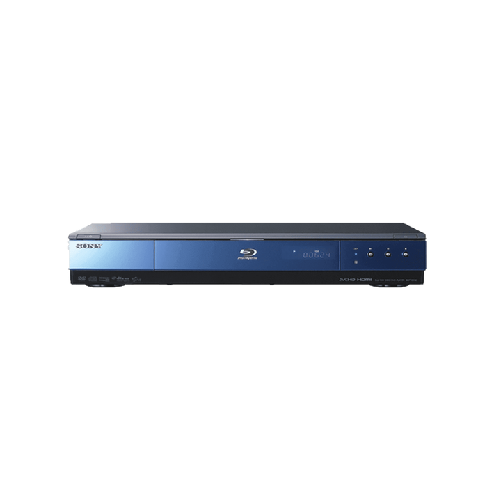 S550 Blu-ray Disc Player, , product-image