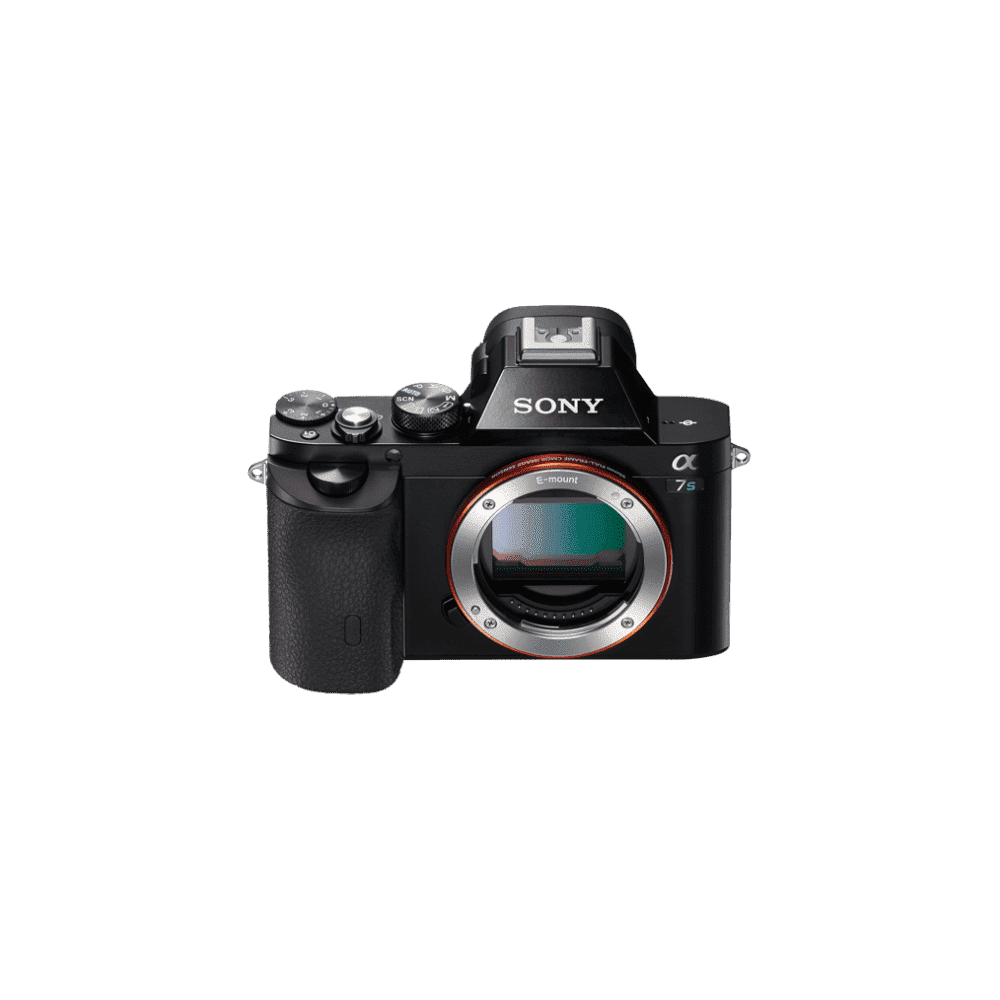 Alpha 7S Digital E-Mount Camera with Full Frame Sensor (Body only), , product-image