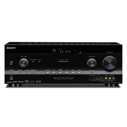 7.2 Channel Network A/V Receiver