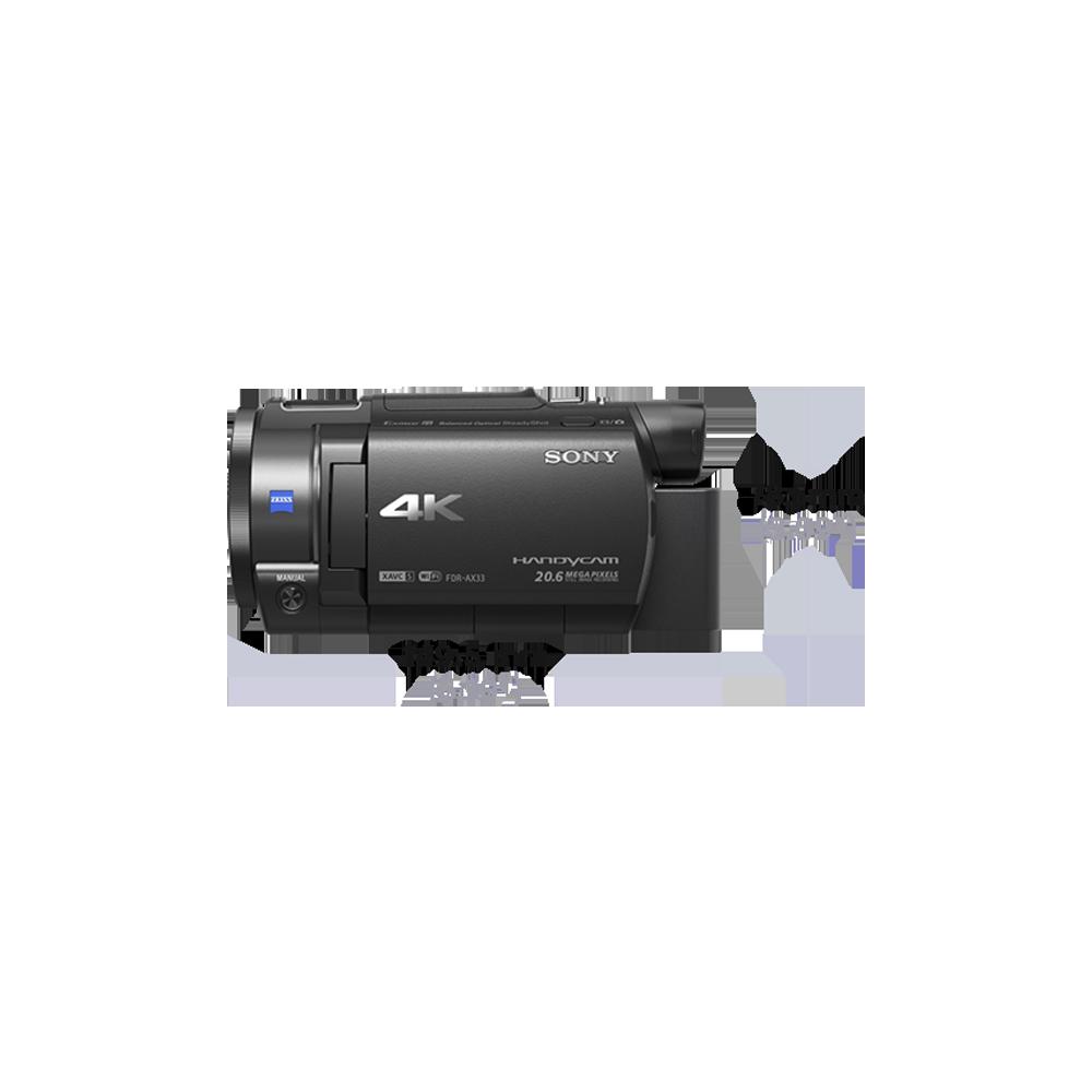 AX33 4K Handycam with Exmor R CMOS sensor, , hi-res