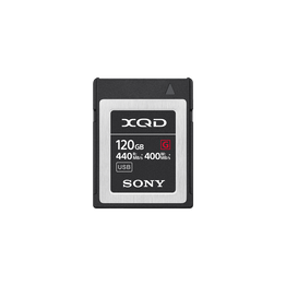 XQD G Series Memory Card 120GB, , hi-res