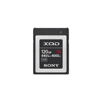 XQD G Series Memory Card 120GB, , lifestyle-image
