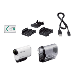 Action Cam AS200V with Wi-Fi and GPS, , lifestyle-image