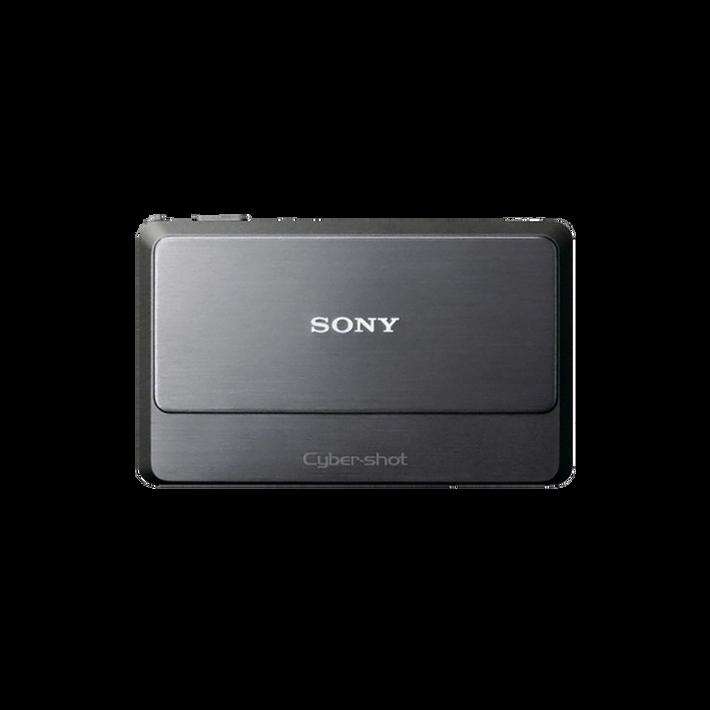 12.2 Mega Pixel T Series 4x Optical Zoom Cyber-shot (Grey), , product-image
